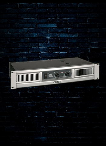 QSC GX3 - 2-Channel Power Amp