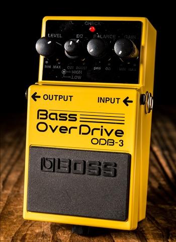boss odb 3 bass overdrive pedal. Black Bedroom Furniture Sets. Home Design Ideas