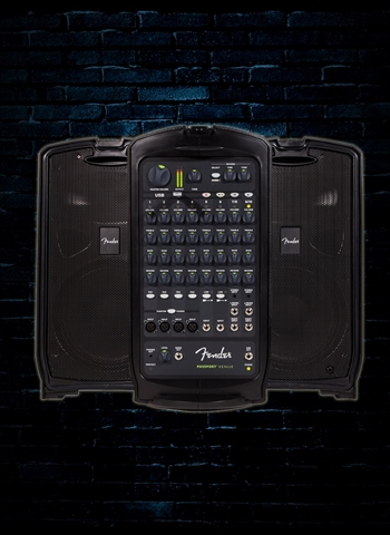 Fender Passport Venue 600 Watt Portable Pa System