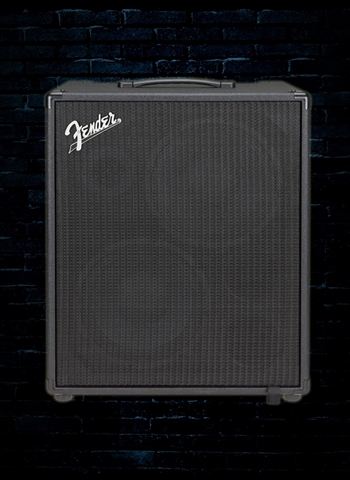 Fender Rumble 500 V 3 500 Watt 2x10 Quot Bass Combo Black