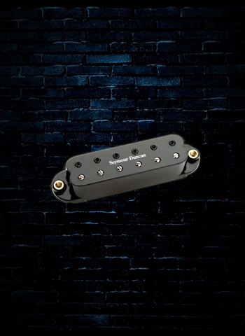 Seymour Duncan SLSD-1N Lil' Screamin Demon Strat Neck Pickup - Black