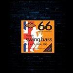 Rotosound RS66LD Swing Bass 66 Stainless Steel Bass Strings - (45-105)