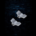 Gibraltar SC-13P2 Heavy Duty Wing Nut (2 Pack)