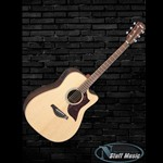 Yamaha A1R Solid Top Acoustic Guitar - Rental