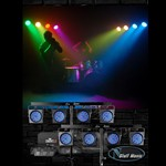 Band Lighting Package 1 - Rental