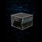 Odyssey FRAR8E - 8U Amp Rack Flight Case