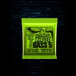 Ernie Ball 2836 Nickel Wound Bass Strings - 5-String Reg. Slinky (45-130)
