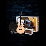 Epiphone PR-4E Acoustic/Electric Player Pack - Natural