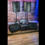 Live Band Rental Package #2