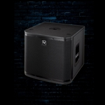 "Electric-Voice ZXA1-Sub - 700 Watt 1x12"" Powered Subwoofer - Black"
