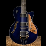 Duesenberg Starplayer TV Electric Guitar - Blue Sparkle