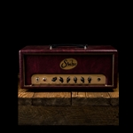 Suhr Badger 18 - 18 Watt Guitar Head - Burgundy