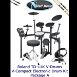 Roland TD-11K  V-Compact Drum Package A