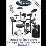 Roland TD-11K  V-Compact Drum Package B