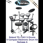 Roland TD-11KV  V-Compact Drum Package A
