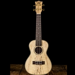 Amahi Snail Spalted Maple Concert Ukulele - Natural