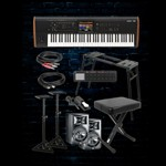 Korg KRONOS-73 Workstation Package D