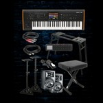 Korg KRONOS-61 Workstation Package D