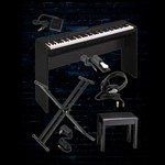 Yamaha P-45 Digital Piano Package C