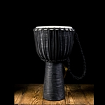 "Meinl HDJ3-XL - 13"" Headliner Series Wood Djembe - Black"