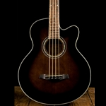Ibanez AEB10E - Dark Violin Sunburst High Gloss