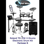 Roland TD25K V-Drum Package B