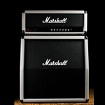 "Marshall 2555X Silver Jubilee Head and 2551AV 4x12"" Cabinet"