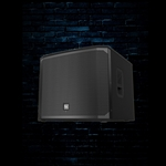 "Electro-Voice EKX-18SP - 1300 Watt 1x18"" Powered Subwoofer - Black"