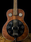 Fender Brown Derby Resonator - Open Pore Satin