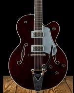 Gretsch G6119T Players Edition Tennessee Rose - Dark Cherry Stain