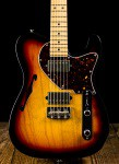Suhr Alt T Pro - 3-Color Tobacco Burst