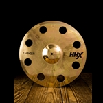 "Sabian 11800XEB - 18"" HHX Evolution O-Zone Crash"