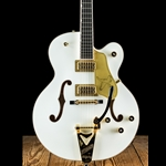 Gretsch G6136T Players Edition Falcon - White