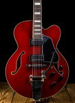 Ibanez AFS75T Artcore - Transparent Cherry Red