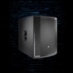 "PRX818XLFW - 1500 Watt 1x18"" Subwoofer with Wi-Fi - Black"