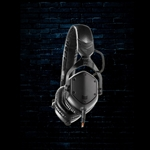 V-Moda XS 3D On-Ear Headphones - Matte Black Metal