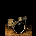 Drum Workshop Collector's Series 4-Piece Drum Set - Gold Galaxy