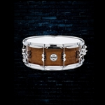 "PDP DRSSX5514BMBM - 5.5""x14"" Limited Edition Bubinga Snare Drum - Natural"