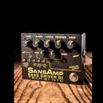 Tech 21 SansAmp Bass Driver DI Pedal (Version 2)