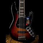 Fender American Elite Jazz Bass V - 3-Color Sunburst