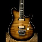 Ernie Ball Music Man BFR Axis - Butterscotch Burst