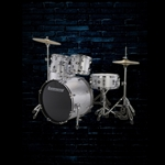 Ludwig LC175 Accent Series 5-Piece Drum Set - Silver