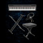 Yamaha P-125 Digital Piano Basic Pack