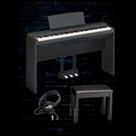 Yamaha P-125 Digital Piano Home Pack