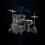 Ludwig LC175 Accent Drive Series 5-Piece Drum Set - Black