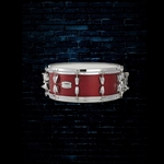 "Yamaha TMS1455 - 5.5""x14"" Tour Custom Snare - Candy Apple Satin"