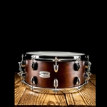 "Yamaha TMS1465 - 6.5""x14"" Tour Custom Snare - Chocolate Satin"