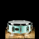 "Yamaha RBS1455 - 5.5""x14"" Recording Custom Snare - Surf Green"