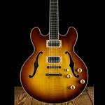 Eastman T186MX Thinline - Goldburst