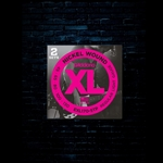 D'Addario EXL170-5TP XL Nickel Wound Long Scale 5-String Bass Strings (2 Pack) - Light (45-130)